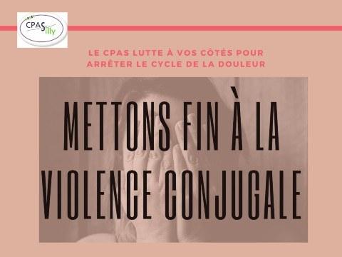 Cellule de prévention violence conjugale