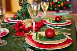 Création d'un repas de fêtes à petit prix